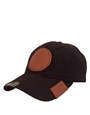 Indiana Jones Lucasfilm Black Baseball Cap, Style IJ18